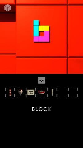 Th 脱出ゲーム ブロック   攻略 1669