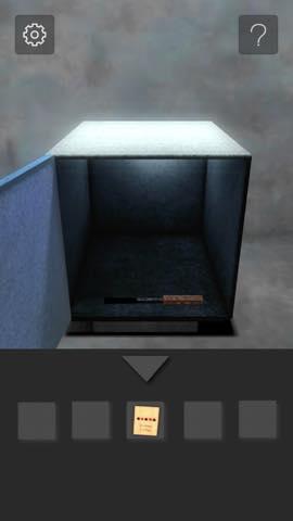 Th 脱出ゲーム  打放しコンクリートの部屋からの脱出  攻略 14