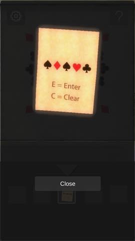 Th 脱出ゲーム  打放しコンクリートの部屋からの脱出  攻略 8