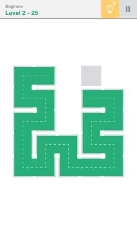 Th 頭が良くなる一筆書きパズル Fill 」 攻略 2219
