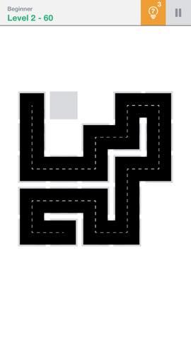 Th 頭が良くなる一筆書きパズル Fill 」 攻略 2254