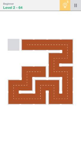Th 頭が良くなる一筆書きパズル Fill 」 攻略 2258