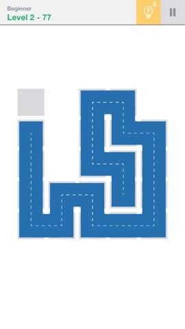 Th 頭が良くなる一筆書きパズル Fill 」 攻略 2271