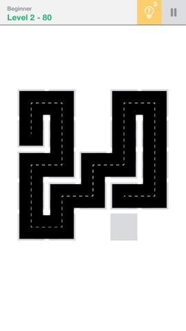 Th 頭が良くなる一筆書きパズル Fill 」 攻略 2274