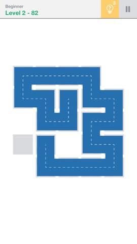 Th 頭が良くなる一筆書きパズル Fill 」 攻略 2276