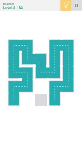 Th 頭が良くなる一筆書きパズル Fill 」 攻略 2277