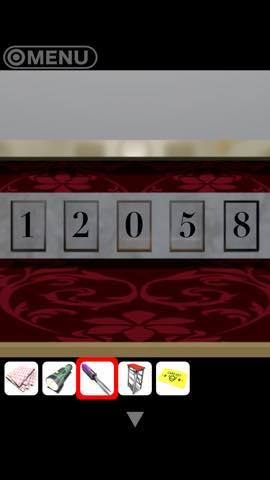 Th 脱出ゲーム MONSTER ROOM  攻略 2136