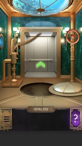 Th 脱出ゲーム  脱出ゲーム  100 Doors Challenge 攻略 lv52 6