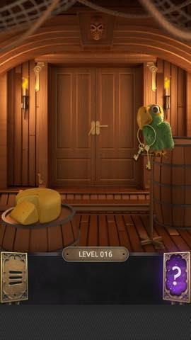Th 脱出ゲーム 100 Doors Challenge 攻略 lv16 1
