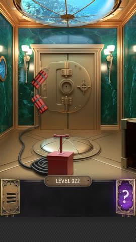 Th 脱出ゲーム 100 Doors Challenge 攻略 lv22 4