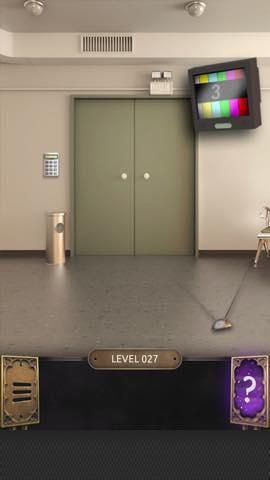 Th 脱出ゲーム 100 Doors Challenge 攻略 lv27 2