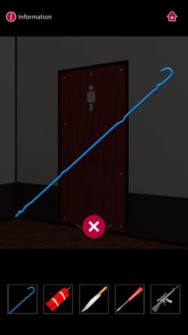 Th  脱出ゲーム  ゴルゴ13 DOOORS(Doors) 攻略 3129