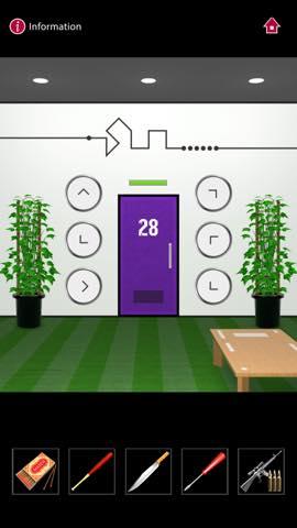 Th  脱出ゲーム  ゴルゴ13 DOOORS(Doors) 攻略 3205