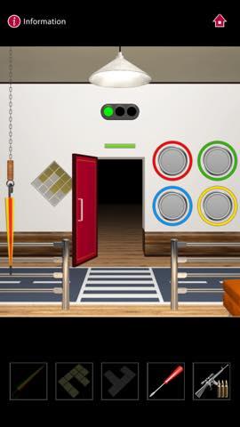 Th  脱出ゲーム  ゴルゴ13 DOOORS(Doors) 攻略 3271
