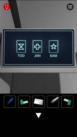 Th  脱出ゲーム モンスター実験室からの脱出 攻略 52