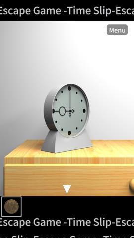 Th  脱出ゲーム Time Slip 攻略 2545
