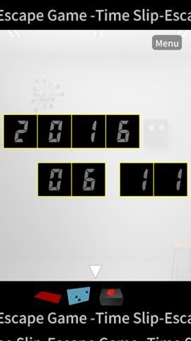Th  脱出ゲーム Time Slip 攻略 2596