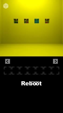 Th  脱出ゲーム 黄色い部屋リブート    攻略 2686