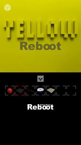 Th  脱出ゲーム 黄色い部屋リブート    攻略 2721