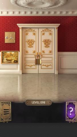 Th  脱出ゲーム  100 Doors Challenge 攻略 lv98 0