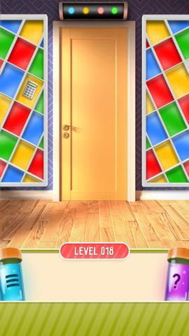 Th 100 Doors Puzzle Box 攻略 lv18−0