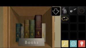 Th 脱出ゲーム Nine Shelves) 攻略 3458