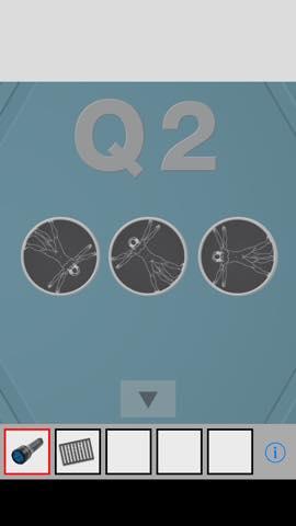 Th 脱出ゲーム DaVinci  攻略方法と謎の解き方 ネタバレ注意 3549