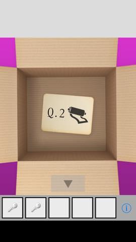 Th 脱出ゲーム in the Box(インザボックス) 攻略方法と謎の解き方 ネタバレ注意 3115