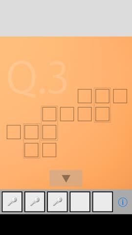Th 脱出ゲーム in the Box(インザボックス) 攻略方法と謎の解き方 ネタバレ注意 3123