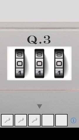 Th 脱出ゲーム in the Box(インザボックス) 攻略方法と謎の解き方 ネタバレ注意 3124