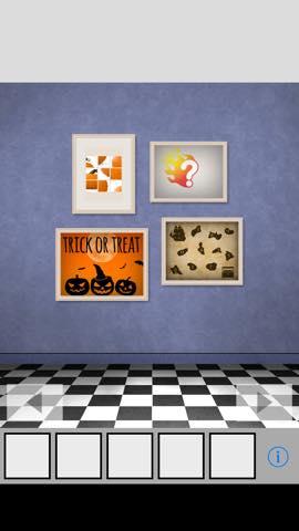 Th 脱出ゲーム Pumpkin  攻略方法と謎の解き方 ネタバレ注意 3540
