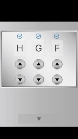 Th 脱出ゲーム Elevator  攻略と解き方 ネタバレ注意  1640