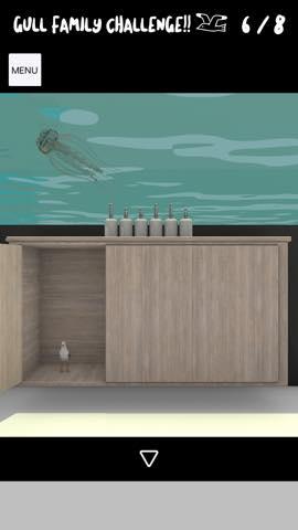 Th 脱出ゲーム Ocean View(オーシャンビュー)    攻略と解き方 ネタバレ注意  2825