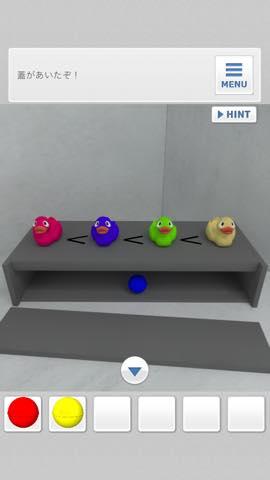 脱出ゲーム Bathroom  攻略と解き方 ネタバレ注意  3996