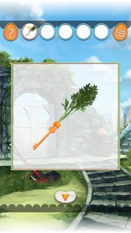 脱出ゲーム イースター 春の庭からの脱出    攻略と解き方 ネタバレ注意  lv1 4