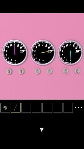脱出ゲーム ABCD  攻略と解き方 ネタバレ注意  3416