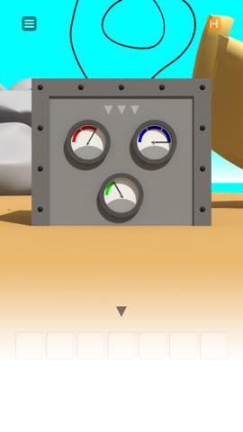 のんびり脱出ゲーム「ミスター3939の休暇」(MR3939VACS)   攻略と解き方 ネタバレ注意  4088