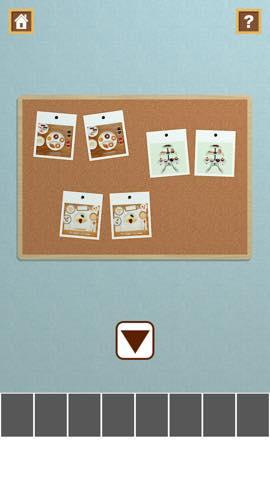 脱出ゲーム Stationery  攻略と解き方 ネタバレ注意  3013