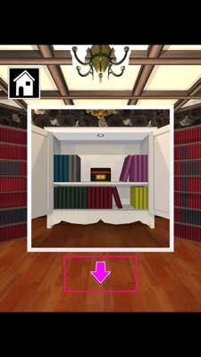 Th 脱出ゲーム Wonder Room 図書室からの脱出   攻略と解き方 ネタバレ注意  12