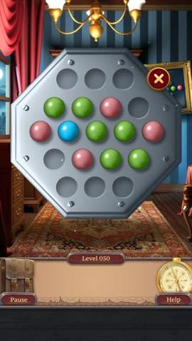 脱出ゲーム  100 Doors Challenge 2  攻略と解き方 ネタバレ注意  lv50 4