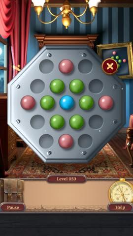 脱出ゲーム  100 Doors Challenge 2  攻略と解き方 ネタバレ注意  lv50 6