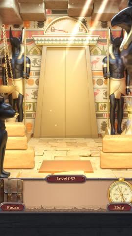 脱出ゲーム  100 Doors Challenge 2  攻略と解き方 ネタバレ注意  lv52 0