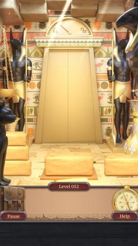 脱出ゲーム  100 Doors Challenge 2  攻略と解き方 ネタバレ注意  lv52 3