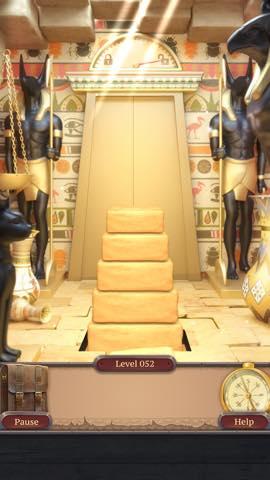 脱出ゲーム  100 Doors Challenge 2  攻略と解き方 ネタバレ注意  lv52 5