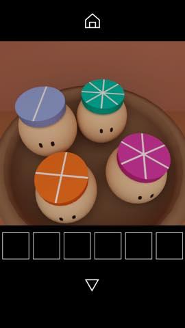 脱出ゲーム Egg Cube 攻略と解き方 ネタバレ注意  69