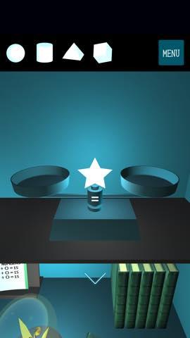 脱出ゲーム 星の研究所 星が輝く不思議な研究所からの脱出 攻略とヒント ネタバレ注意  22