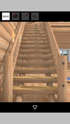 脱出ゲーム Log House 攻略とヒント ネタバレ注意  4834