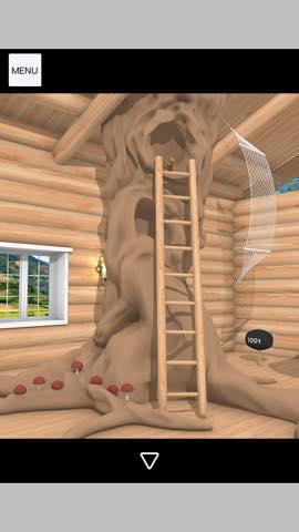 脱出ゲーム Log House 攻略とヒント ネタバレ注意  4838