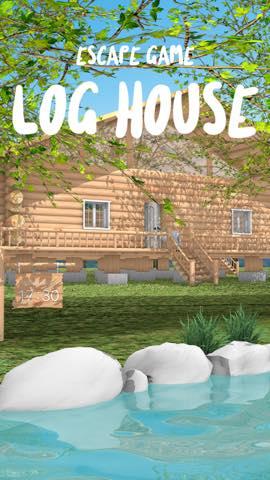 脱出ゲーム Log House 攻略とヒント ネタバレ注意  4841