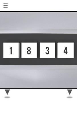 脱出ゲーム 白黒 攻略と解き方 ネタバレ注意  33